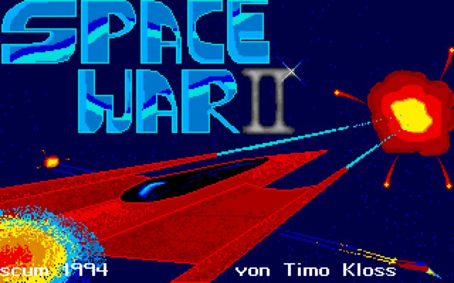 Space War 2 Screen 1