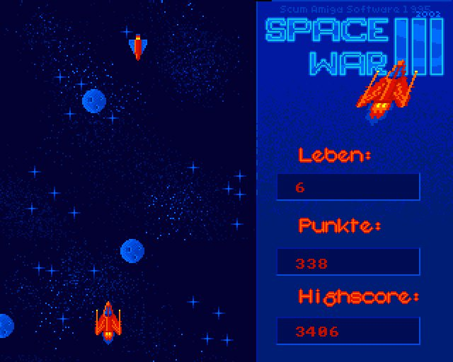Space War 3 Screen 2