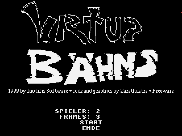Virtua Bahms Screen 1