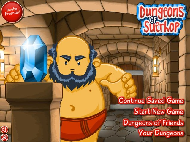 Dungeons Screen 0