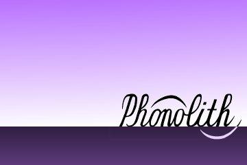 Phonolith Thumb
