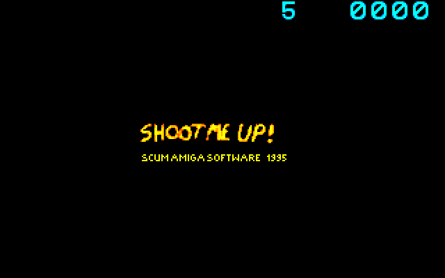ShootMeUp Screen 1
