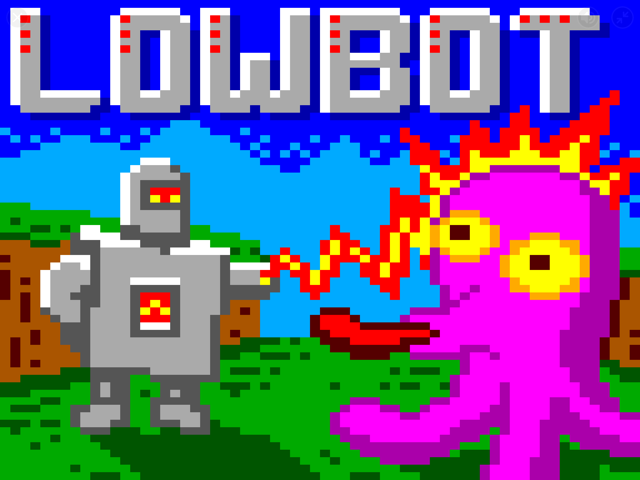 Lowbot Screen 1