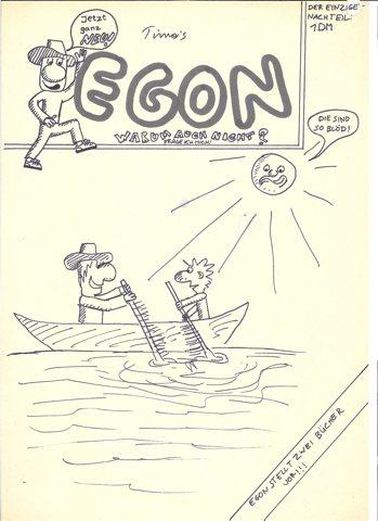 Egon Magazin 1