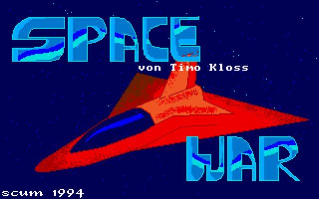 Space War Screen 1