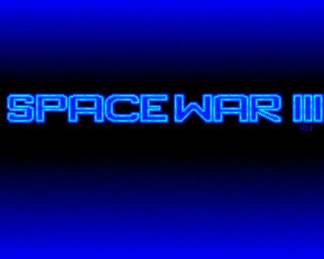 Space War 3 Screen 1