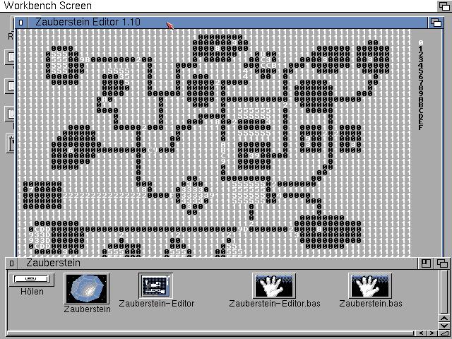 Zauberstein Screen 2
