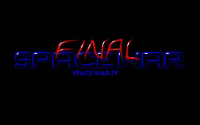Space War 4 Screen 1