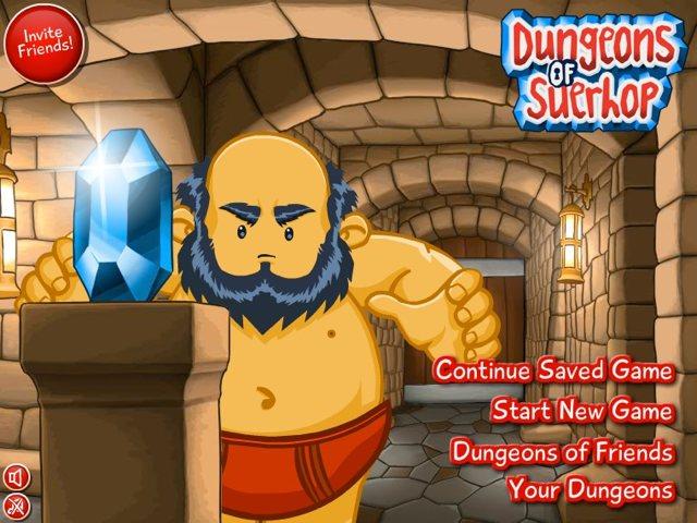 Dungeons Screen 0