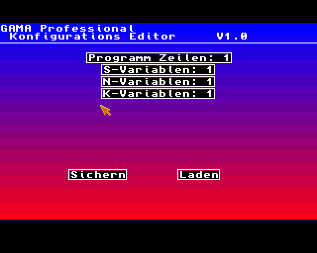 Gama Pro Screen 4