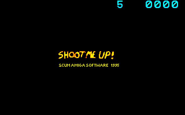 ShootMeUp Screen 1